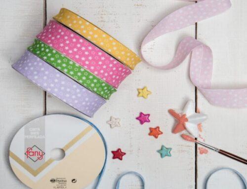 Cintas y líneas de bieses infantiles de nuestro catálogo